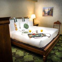 Отель Deerfoot Inn & Casino Канада, Калгари - отзывы, цены и фото номеров - забронировать отель Deerfoot Inn & Casino онлайн комната для гостей