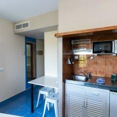 Апартаменты The Blue Apartments by Ibiza Feeling - Adult Only в номере