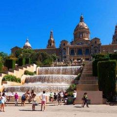 Hotel Acta Azul Барселона спортивное сооружение