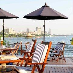 Отель Sofitel Cairo Nile El Gezirah гостиничный бар