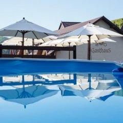 Гостиница GasthauS Украина, Буковель - отзывы, цены и фото номеров - забронировать гостиницу GasthauS онлайн бассейн фото 2