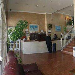 Hotel Malaga Picasso интерьер отеля