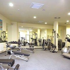 Отель Savoy Westend Карловы Вары фитнесс-зал