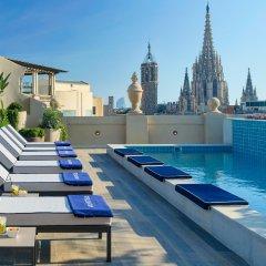 Отель H10 Madison Испания, Барселона - отзывы, цены и фото номеров - забронировать отель H10 Madison онлайн бассейн