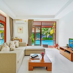 Отель L'esprit de Naiyang Beach Resort 4* Вилла разные типы кроватей фото 3
