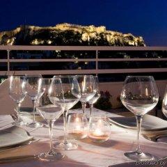 Magna Grecia Boutique Hotel Афины помещение для мероприятий