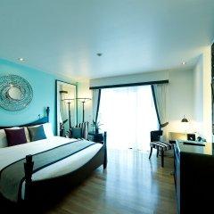 Отель Wave комната для гостей фото 3