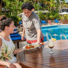 Отель Tanoa International Hotel Фиджи, Вити-Леву - отзывы, цены и фото номеров - забронировать отель Tanoa International Hotel онлайн с домашними животными