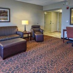 Отель Hampton Inn & Suites MSP Airport/ Mall of America США, Блумингтон - отзывы, цены и фото номеров - забронировать отель Hampton Inn & Suites MSP Airport/ Mall of America онлайн комната для гостей фото 5