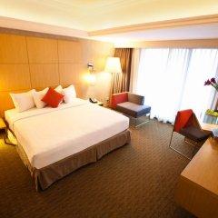 Отель Novotel Singapore Clarke Quay комната для гостей фото 3