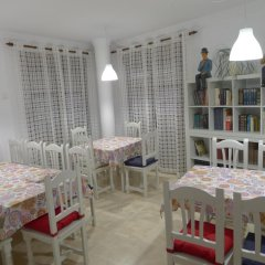 Hostel Conil питание