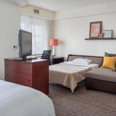 Отель Residence Inn by Marriott Newark Elizabeth/Liberty International Airpo США, Элизабет - отзывы, цены и фото номеров - забронировать отель Residence Inn by Marriott Newark Elizabeth/Liberty International Airpo онлайн удобства в номере