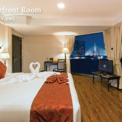 Отель Baan Wanglang Riverside комната для гостей фото 3