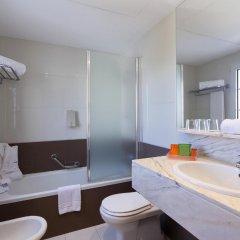 Отель Menorca Patricia ванная