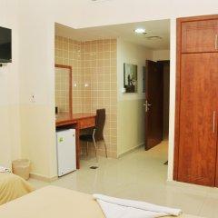 Africana Hotel удобства в номере