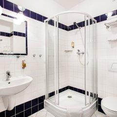 Отель Mucha Hotel Чехия, Прага - - забронировать отель Mucha Hotel, цены и фото номеров ванная