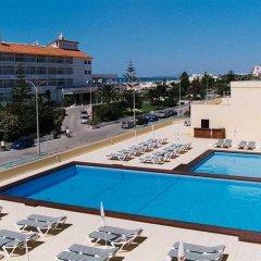 Отель Yellow Praia Monte Gordo бассейн фото 3