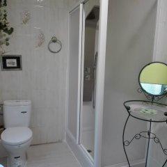 Отель Casa de Huespedes Lourdes ванная