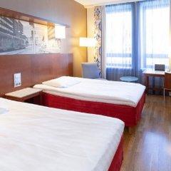 Отель Scandic Kaisaniemi Финляндия, Хельсинки - - забронировать отель Scandic Kaisaniemi, цены и фото номеров комната для гостей