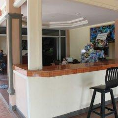 Отель Merit Hill Таиланд, Карон-Бич - отзывы, цены и фото номеров - забронировать отель Merit Hill онлайн гостиничный бар