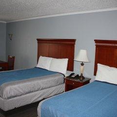 Отель Quarters Inn & Suites комната для гостей фото 3