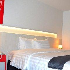 Отель Flipper Lodge Паттайя комната для гостей фото 5