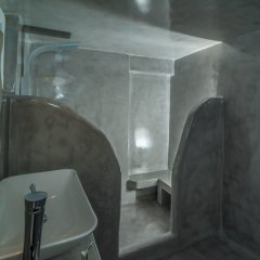 Отель Thetis Cave Villa Греция, Остров Санторини - отзывы, цены и фото номеров - забронировать отель Thetis Cave Villa онлайн сауна