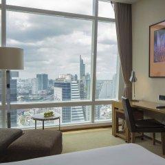 Отель Eastin Grand Hotel Sathorn Таиланд, Бангкок - 10 отзывов об отеле, цены и фото номеров - забронировать отель Eastin Grand Hotel Sathorn онлайн комната для гостей фото 5