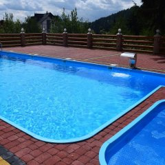 Гостиница Alpin Hotel Украина, Буковель - отзывы, цены и фото номеров - забронировать гостиницу Alpin Hotel онлайн бассейн фото 2