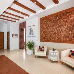 Отель Royal Beach View Suites Паттайя интерьер отеля фото 3