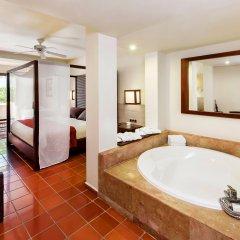Отель Catalonia Royal Bavaro - Все включено Доминикана, Пунта Кана - 1 отзыв об отеле, цены и фото номеров - забронировать отель Catalonia Royal Bavaro - Все включено онлайн ванная фото 2