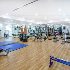 Отель Grand Excelsior Bur Dubai Дубай фитнесс-зал фото 2