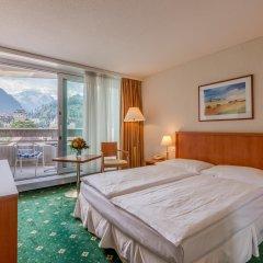 Metropole Swiss Quality Interlaken Hotel комната для гостей фото 2