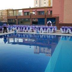 Malabadi Hotel Турция, Диярбакыр - отзывы, цены и фото номеров - забронировать отель Malabadi Hotel онлайн бассейн фото 2
