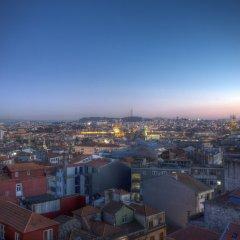 Отель Casual Inca Porto Португалия, Порту - 1 отзыв об отеле, цены и фото номеров - забронировать отель Casual Inca Porto онлайн балкон