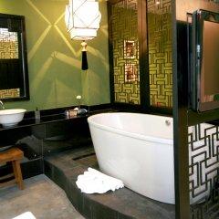 Shanghai Mansion Bangkok Hotel 4* Стандартный номер с различными типами кроватей фото 6