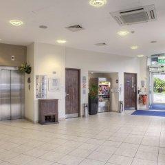 Отель Holiday Inn Express Glasgow Theatreland банкомат