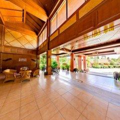 Отель Andamanee Boutique Resort Krabi Таиланд, Ао Нанг - отзывы, цены и фото номеров - забронировать отель Andamanee Boutique Resort Krabi онлайн интерьер отеля