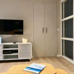 Отель WAVEBNB All Confort Central A/C Wifi 4P удобства в номере