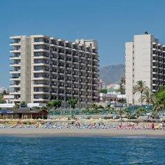 Отель Sol House Costa del Sol пляж