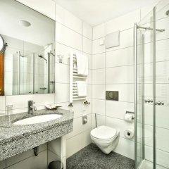 Отель Central Германия, Нюрнберг - отзывы, цены и фото номеров - забронировать отель Central онлайн ванная фото 2