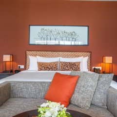 Отель Crowne Plaza Phuket Panwa Beach комната для гостей фото 3