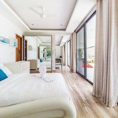 Отель Beachfront Villa Таиланд, пляж Панва - отзывы, цены и фото номеров - забронировать отель Beachfront Villa онлайн комната для гостей