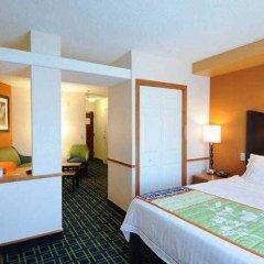 Отель Fairfield Inn & Suites by Marriott Frederick удобства в номере фото 2