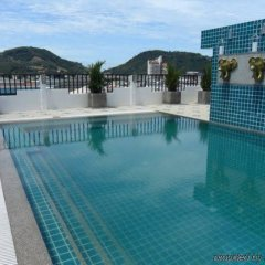 Gu Hotel бассейн фото 4