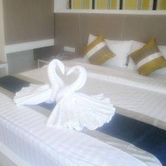 Malin Patong Hotel комната для гостей фото 5