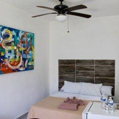 Отель Suite 24 Плая-дель-Кармен комната для гостей фото 4