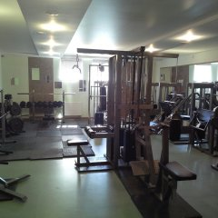 Гостиница Беккер фитнесс-зал фото 3