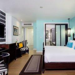 Отель Wave удобства в номере фото 2