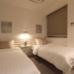 Отель Hostel Haru Южная Корея, Сеул - отзывы, цены и фото номеров - забронировать отель Hostel Haru онлайн комната для гостей фото 2